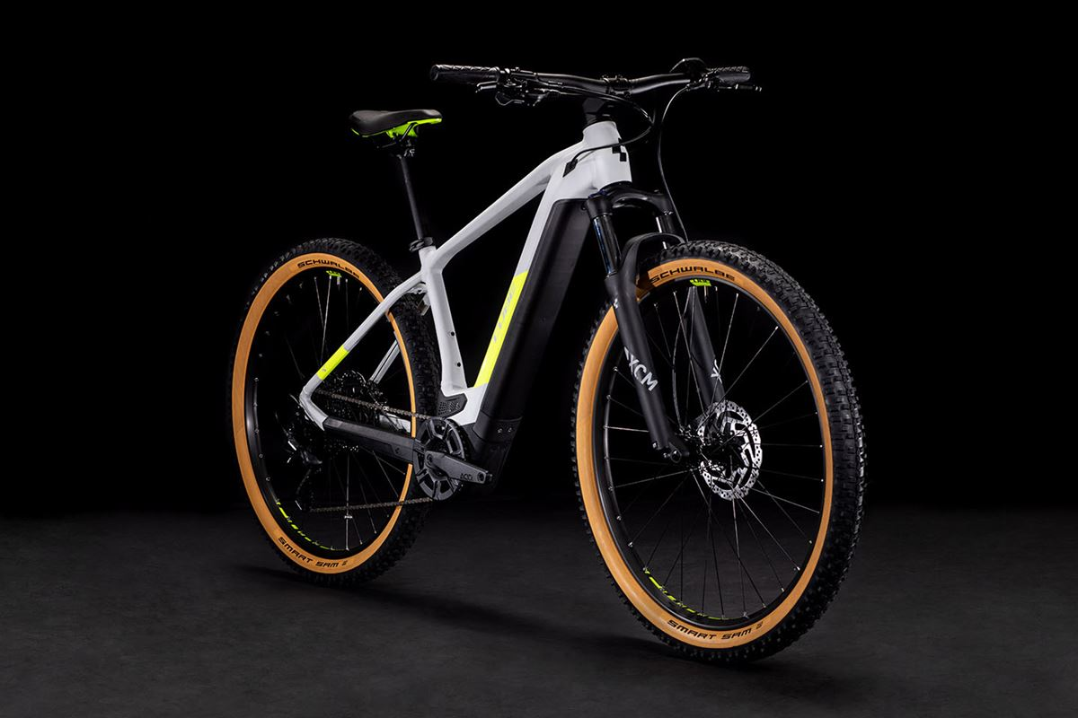 Cube Reaction Hybrid Pro 2021- e-bike