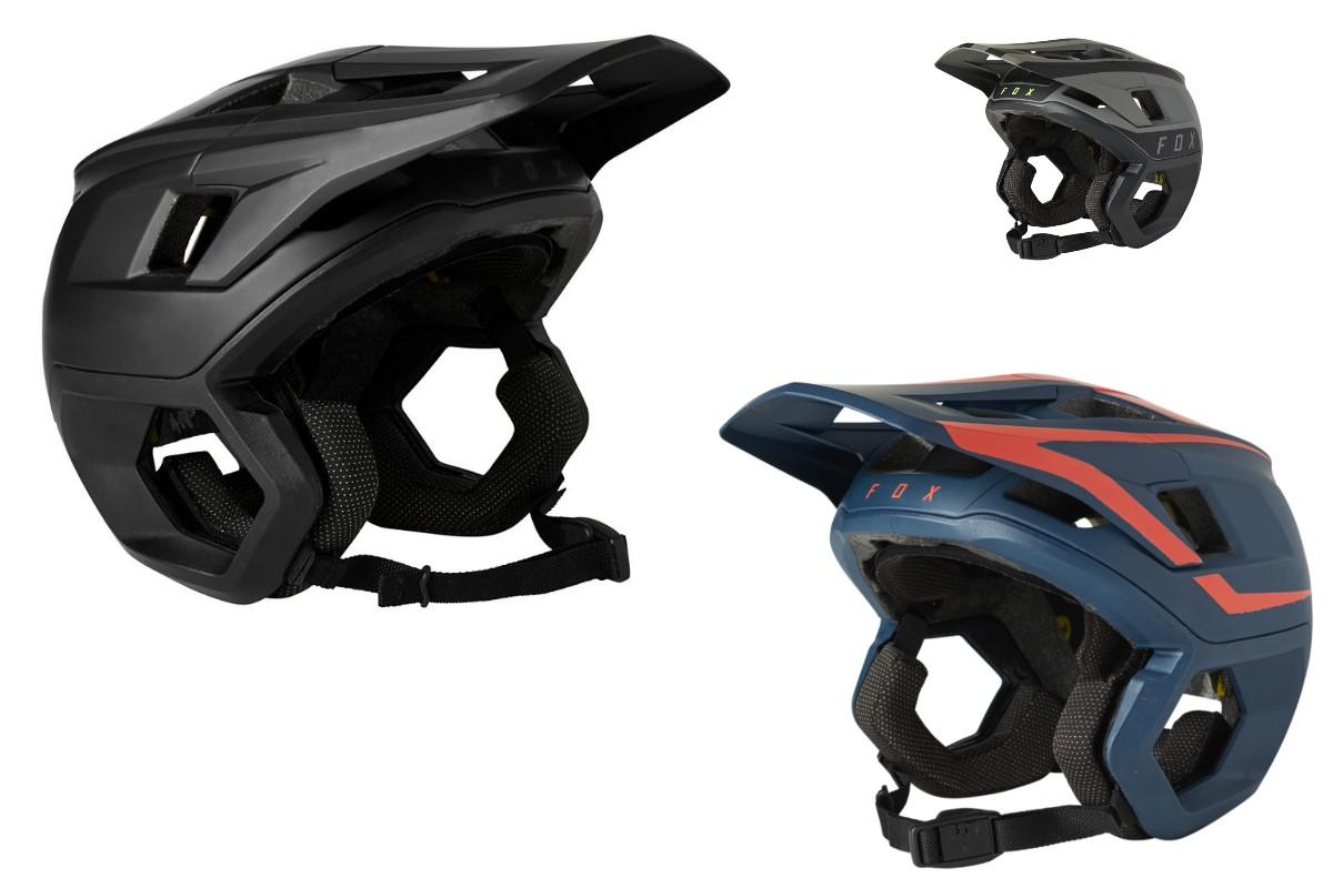 FoxRacing - casco Drop Frame Pro