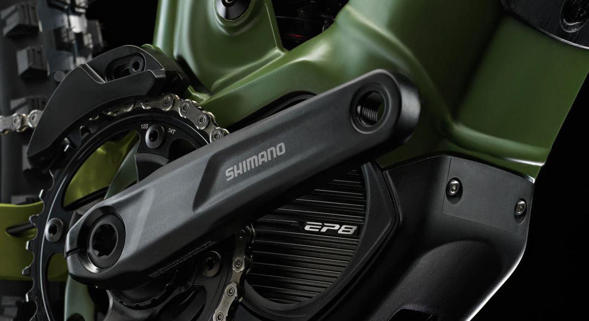 Motore Shimano EP8