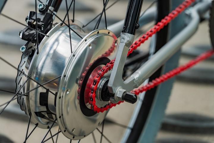 Moto Morini ebike Sport 27.5''