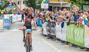 Omap Cicli Andreis, la Burato regina nel corto alla Dolomiti Superbike