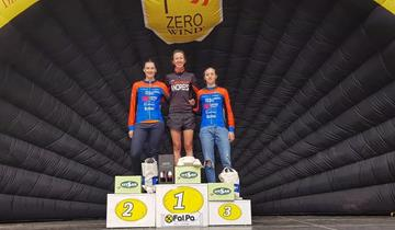 Omap Cicli Andreis, la Burato vince anche a Verona