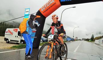 Omap Cicli Andreis, Burato legno e Zoccarato bronzo in Val di Fassa