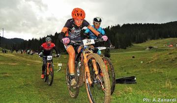 Weekend sugli scudi per l'OMAP Cicli Andreis