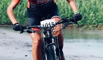 Un bel terzo posto per Silvia Daniele dell'OMAP Cicli Andreis