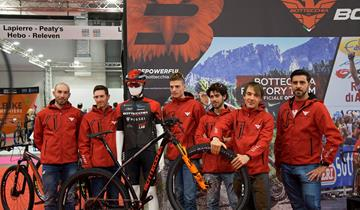 Il Bottecchia Factory Team si presenta a Cosmo Bike