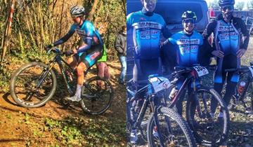 Il team BSR torna dal Friuli con due podi
