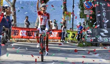 Cicli Taddei, Elena Gaddoni campionessa d'Italia Marathon