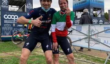 Cingolani, Ania Bocchini campionessa italiana CX