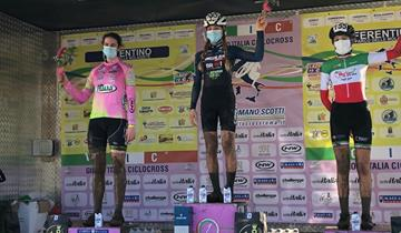 Team Cingolani, a Ferentino oro per la giovane Rinaldoni