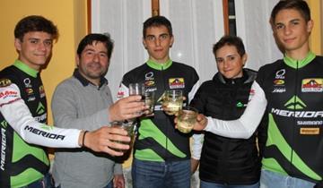 Il Merida Italia Team si è ritrovato per preparare il 2020