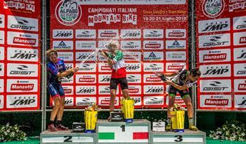 Merida Italia Team, Paola Papetti terza agli Italiani XC
