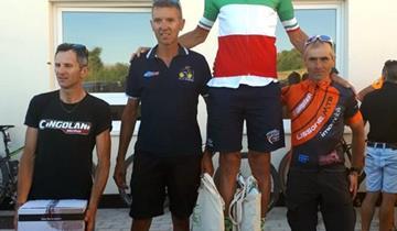 Lissone MTB, Rovera bronzo al Campionato Italiano Marathon