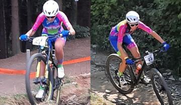 Lugagnano Off Road, Alice Riboni sul podio