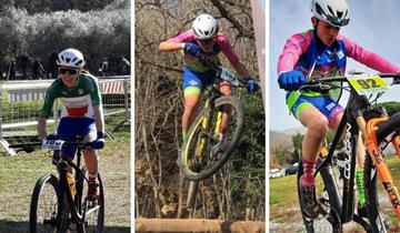 Lugagnano Off Road, doppio podio ad Albenga