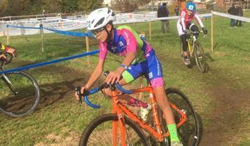 Lugagnano, nel Ciclocross Marzani a un passo dal podio
