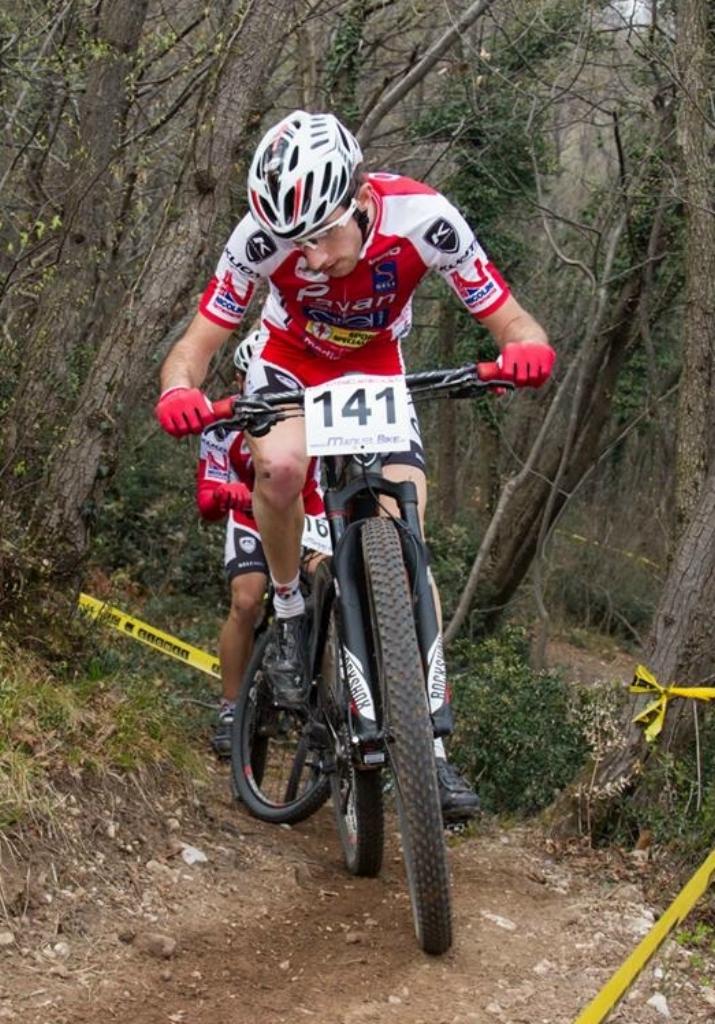 Cristian Boffelli quinto a Viadanica nel 24° Memorial Plebani