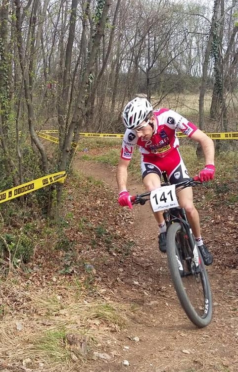Cristian Boffelli primo Elite Sport alla Mesa Bike leader di Brescia Cup