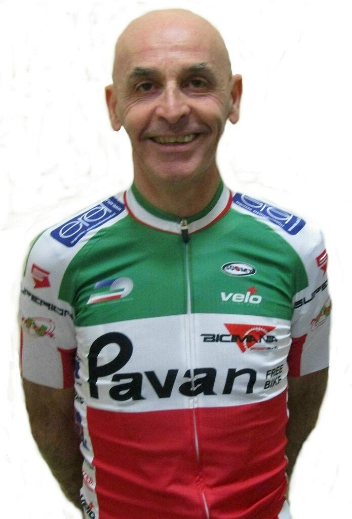 Il Campione Italiano XCO Master 6 del 2019, Giovanni Bartesaghi. Nel 2020 atleta di Pavan Free Bike