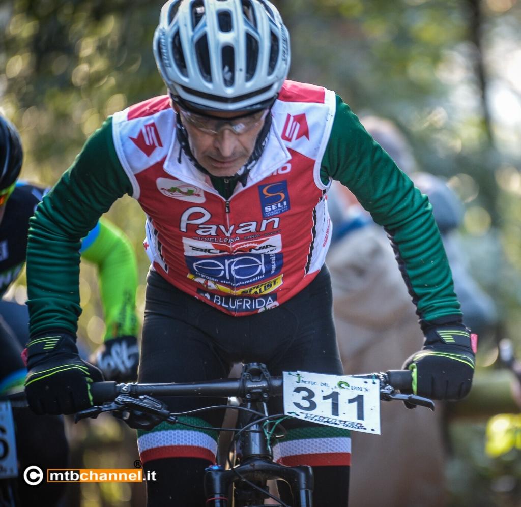 Giovanni Bartesaghi alla prima gara del 2020 con i colori di Pavan Free Bike