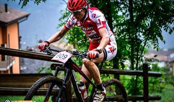 Paola Bonacina: mountain bike, ski alp e …  mamma sprint