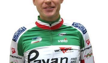 Renato Cortiana: a sette anni è un biker … a 30 Campione Italiano!