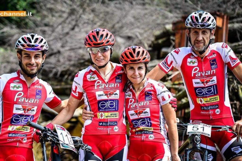 Pavan Free Bike pronto per il tricolore 2018