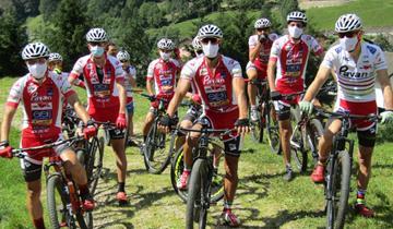 Pavan Free Bike si prepara per il riavvio della stagione