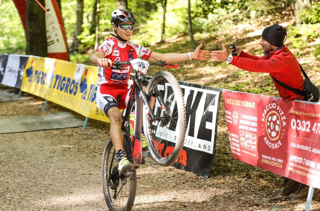 Raffaele Uderzo, argento nel circuito BG Cup Lombardia