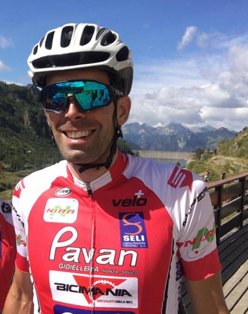 Stefano Moretti nella Hall of fame dell'Everesting