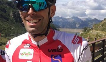 Stefano Moretti è nella Hall of Fame dell'Everesting