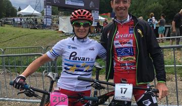 Bis d'argento per Pavan Free Bike ai Campionati Mondiali Masters
