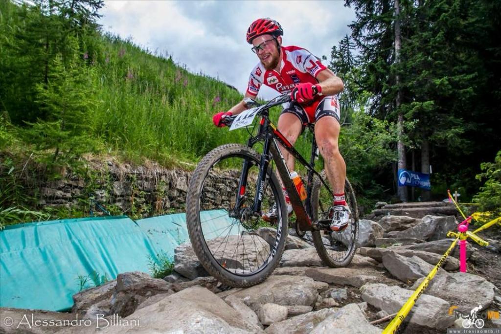 Cristian vaira, medaglia di bronzo ai Campionati Italiani XC di Pila