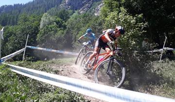 Race Mountain, De Paolis il migliore all'Italiano Giovanile
