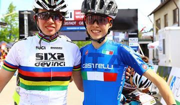Cresce l'organico dei ciclocrossisti del Team Folcarelli