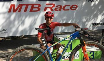 Cristian Cominelli ritorna sul podio alla Sasso MTB Race