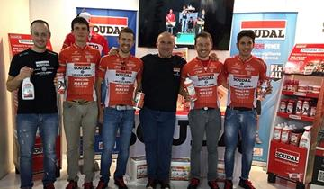 Anche SOUDAL-LEE COUGAN Racing Team a CosmoBike Show