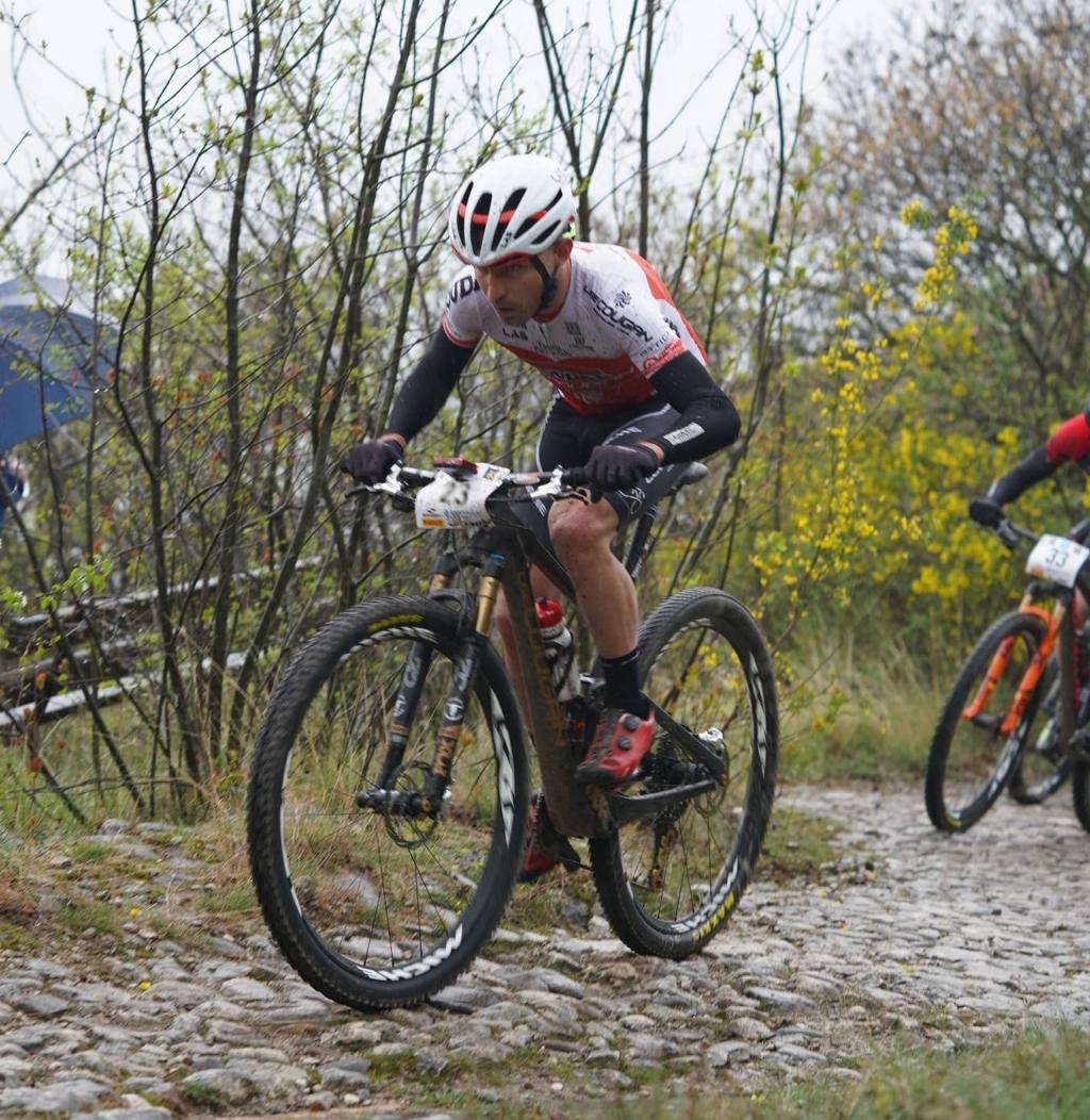 Elia Favilli, ottimo sesto alla Val di Fassa Bike