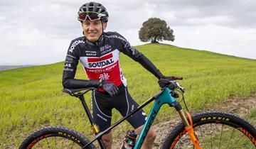Tony Longo: una carriera ai massimi livelli nella mountain bike