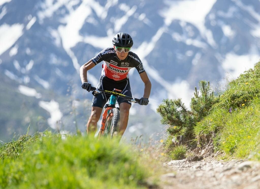Tony Longo chiude terzo la quarta tappa della Transmaurienne Vanoise