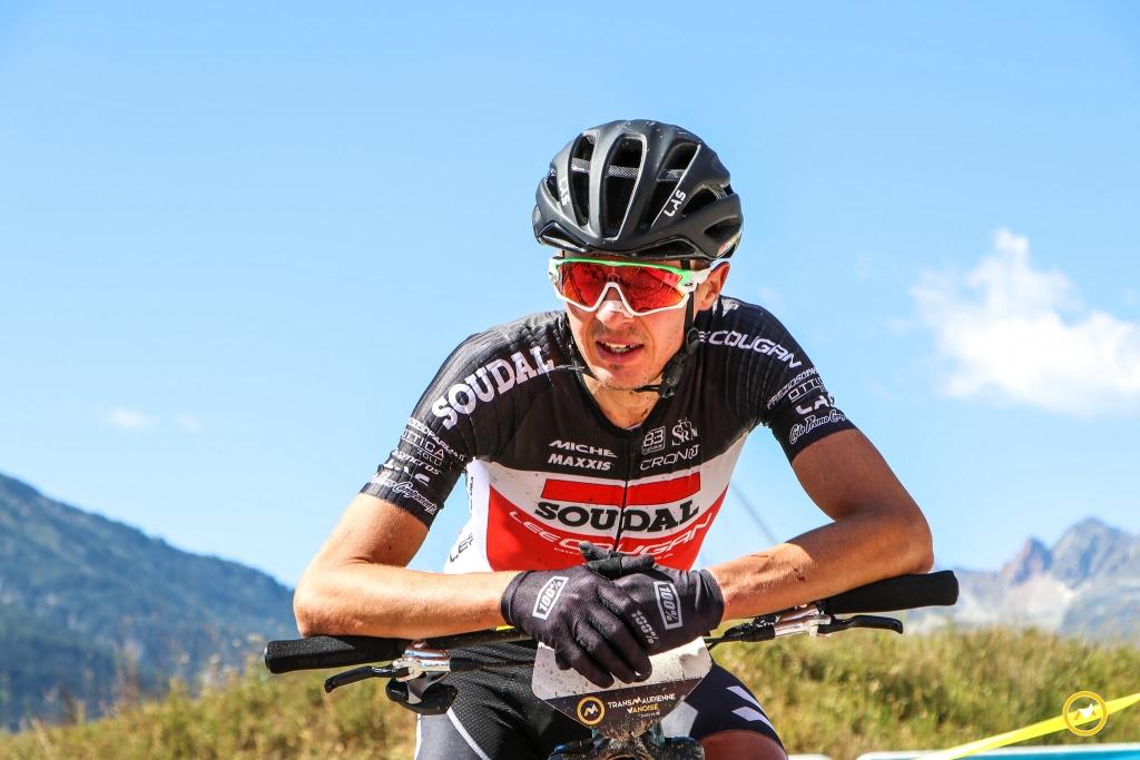 Tony Longo terzo nella classifica finale della Transmaurienne Vanoise