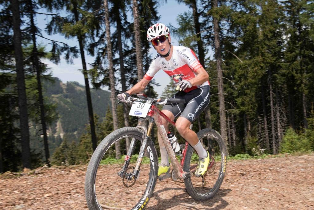 Daniele Mensi secondo nel primo stage dell'Alpentour Trophy