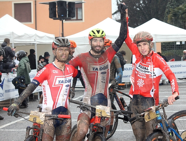 Daniele Mensi terzo alla South Garda Bike