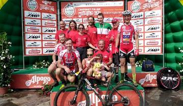Tricolore da 10 e lode per Pavan Free Bike !!