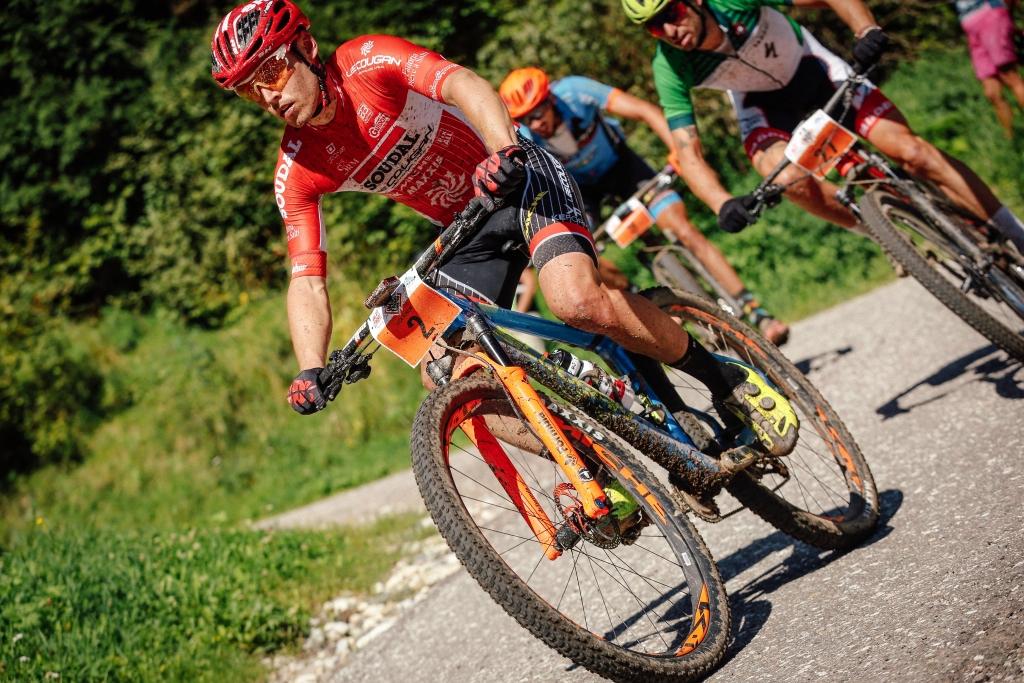 Luca Ronchi undicesimo alla Val di Fassa Bike