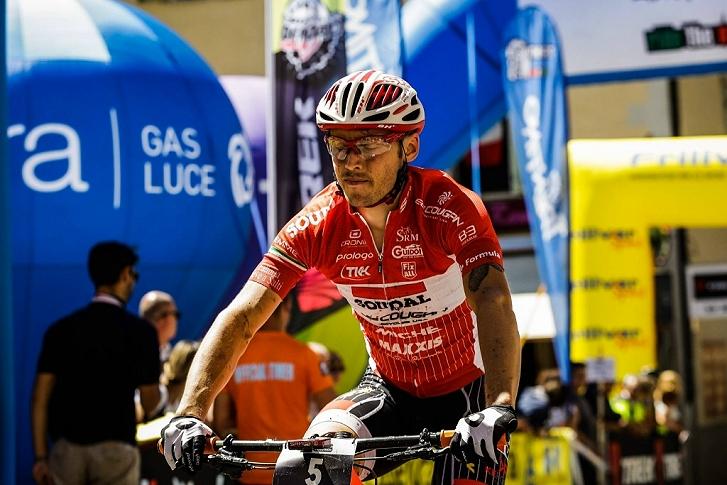 Luca Ronchi, sesto al Campionato Italiano Marathon 2017