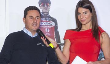 SOUDAL-LEE COUGAN Racing Team conclude il ritiro a Pieve a Salti
