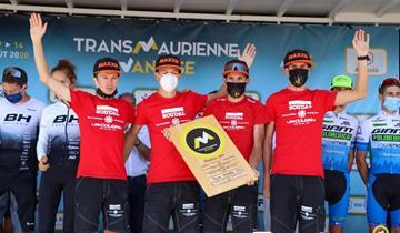 Finale della Transmaurienne Vanoise: Tony Longo chiude al terzo posto