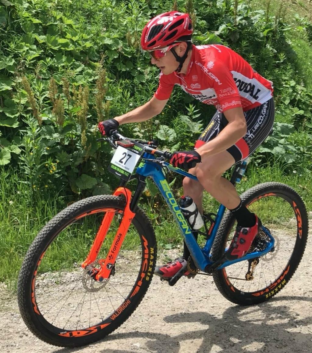 Stefano Valdrighi nella time trial del Planai, conclude 12° l'Alpentour Trophy 2018