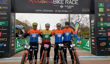 Torpado Sudtirol, l'Andalucia Bike Race si chiude con belle prestazioni